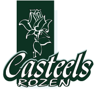 Logo Casteels Rozen